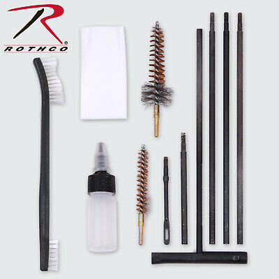 Tactical Rifle Cleaning Kit AK-37 With Olive Drab Pouch Rothco 3814