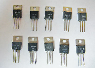 New 10 PCS S4020L 400 V 20 Amp Thyristor SCR TO-220 Package 05U6-00026