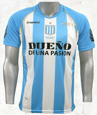 Great RACING CLUB Argentina jersey 2012 Home Olympikus Brand New