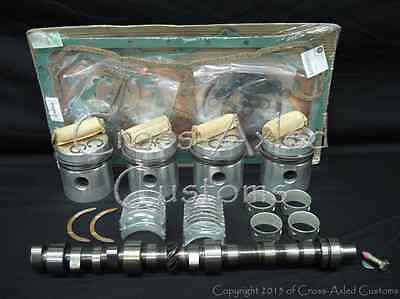 Land Rover Series II IIA III 2.25L 5mb Petrol Engine Rebuild Kit w/2.5 TDI Cam
