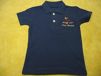 Scania Boys Polo Shirt 3 Months-3 Years Style 1