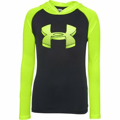 Boy's Under Armour Tech Prototype Long Sleeve Hoodie