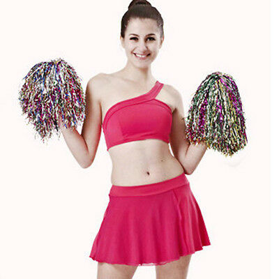Newest Pom Poms Cheerleader Cheer leading Cheer Poms Dancing Party Decoration