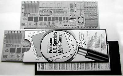 Precision US Specialty Perforation Grill Multigauge New 2016 Rev 5.2