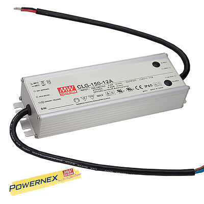 MEAN WELL [PowerNex] NEW CLG-150-30 30V 5A 150W LED Driver Power Supply
