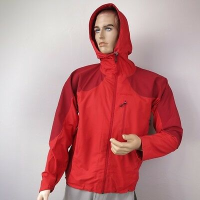 Patagonia Gr M Herren Softshell Jacke Ready Mix Jacket 84920 Rot NP 220 €