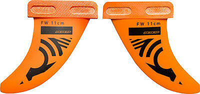 RRD Freewave Side Windsurf Finne G10 - Slot Box