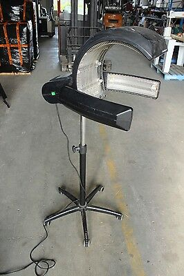 Olymp HairMaster Commercial Hair Salon 1800W Dryer & Processor On Stand