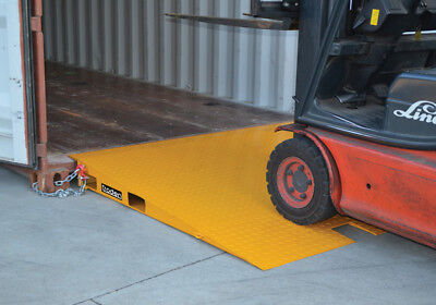 Troden 7.5 Tonne Capacity 1 Piece Container Ramp - Shipping Aust Wide