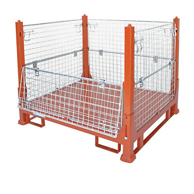 Stormax Stillage Mesh Cage - Shipping Aust Wide