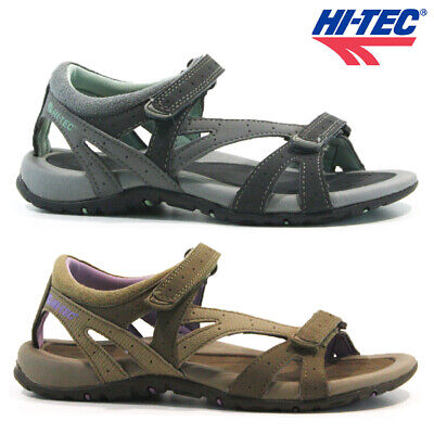 Ladies Hi Tec Summer Outdoor Sandals Womens Sports Walking Hiking Beach Shoes