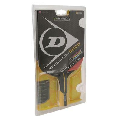 Dunlop Revolution 5000 Table Tennis Bat