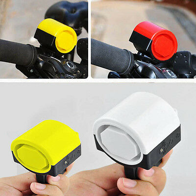 Bike Horn Bicycle Bell Ultra-loud MTB Road Cycling Siren Electronic Hooter A1F