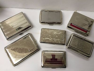 Personalised Cigarette cases , Rolling tins ,Tobacco tins  Engraved Free,
