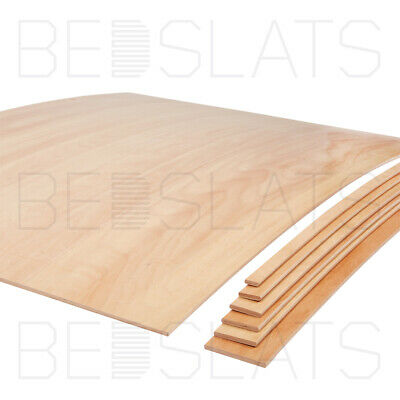 Replacement Double Bed 4ft 6 - 50mm, 38mm, 53mm, 63mm or 70mm Sprung Bed Slats