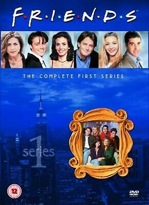 FRIENDS COMPLETE TV SERIES 1 DVD ALL Episodes from 1st Season US SITCOM Comedy