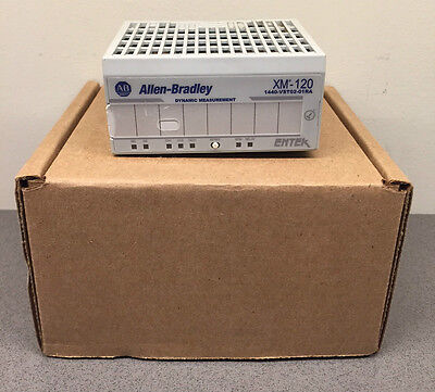 Allen Bradley 1440-VST02-01RA /B XM120 Dynamic Measurement Module 2-Ch
