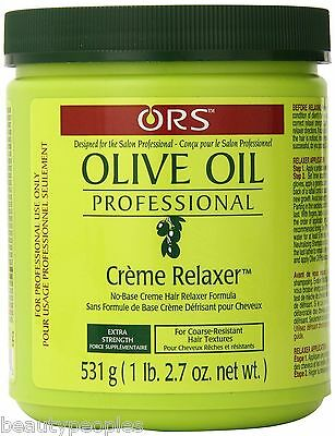ORS Olive Oil Professional Creme Relaxer Extra Strength 531g