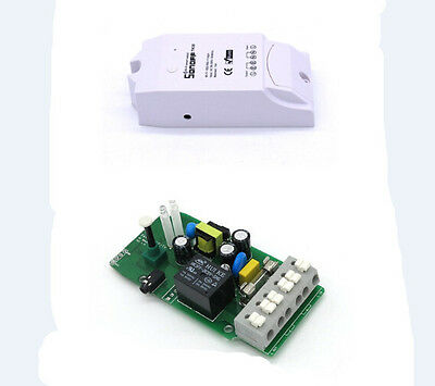 Sonoff TH16 16A Temperature Humidity Monitoring WiFi Smart Switch For Smart Home