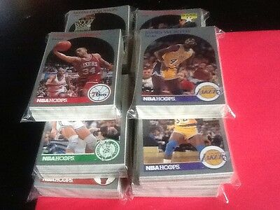 1990 NBA Hoops Basketball Card Mixed Pack Of 50 Cards