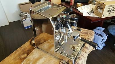 Cheap Pre-Owned One Group Semi Commercial Coffee Espresso Machine
