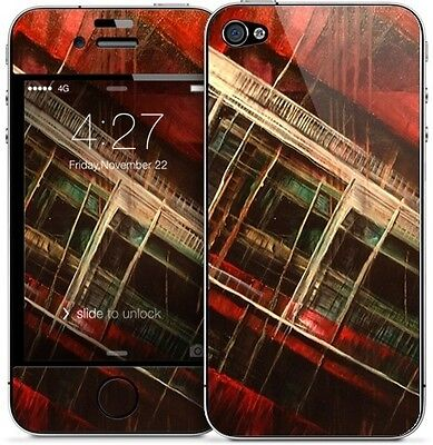 GelaSkins Protective Skin for Apple iPhone 4/4S - Dwelling