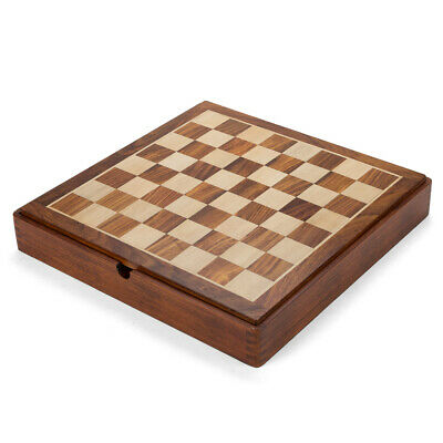 NEW Italfama Rosewood Chess Set 37cm