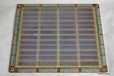 TOP Vintage Rare USSR Soviet Russian Military Magnetic Ferrite Core Memory Plate
