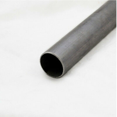 Mild Steel Round Tube Pipe Repair Sections All Sizes And Lengths 38Mm To 101Mm