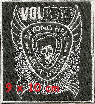 Volbeat - beyond hell patch - FREE SHIPPING