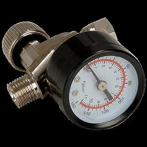 Fast Mover FMTAR805 Mini Air Regulator with Gauge