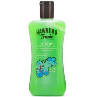 Hawaiian Tropic After Sun - Soothing and Cooling Aloe Gel (200ml)