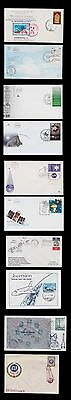 Israel U.s. Vatican Ascension Taiwan Lot Fdc Space Discovery Gordon C. Wostok 3