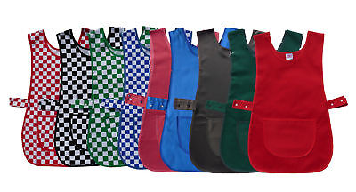 Aprons - Tabard Style - All Colours