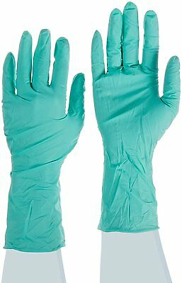 Ansell NeoTouch 25-201 Neoprene gloves, suitable medical & food industry, pk 100