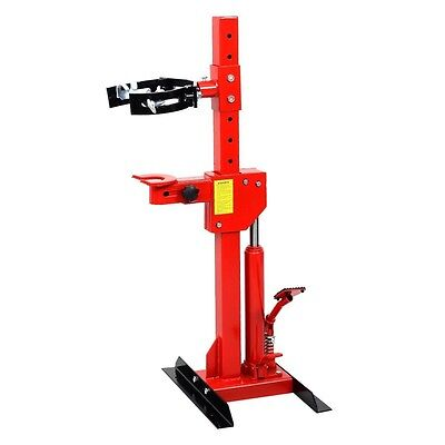 2200 LBS 1 Ton Auto Strut Coil Spring Compressor Air Hydraulic Tool Cars Truck