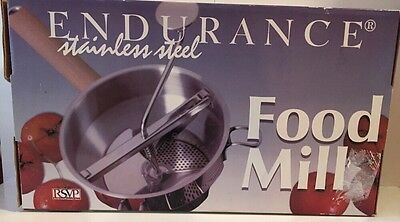 Endurance Stainless Steel Food Mill
