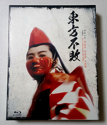 Swordsman II & The East Is Red Box set (Blu-ray) English Subtitle / Region ALL