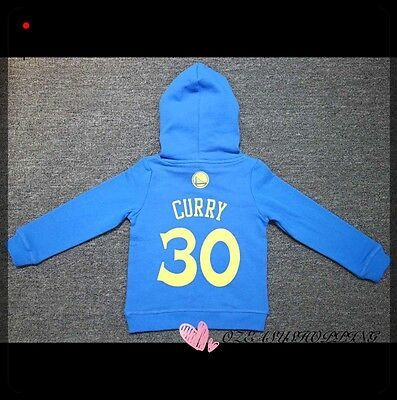 Golden State#30 Curry Baby Hoodies