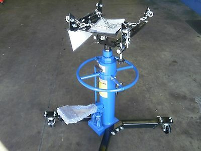 Transmission Jack 0.5 Ton 2 Stage Ram,double Pump Gearbox Jack @ Dtm Trading