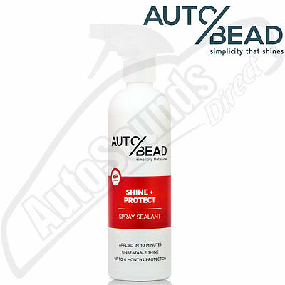 AutoBead Spray Sealant 500ml - Wax Like Shine
