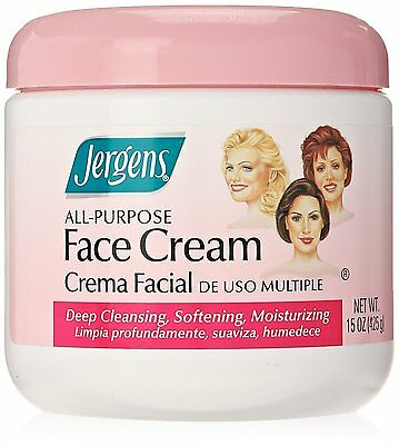 Jergens All Purpose Deep Cleansing Face Cream 425gm