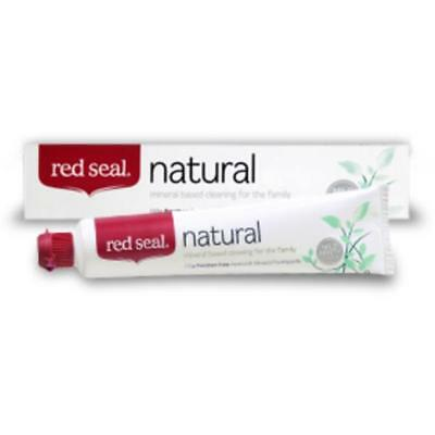 Natural Toothpaste 100g X 10  by Red Seal- SLS Free