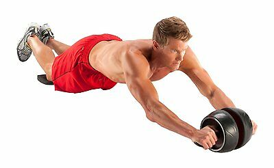 Perfect Ab Carver Pro Rolling Fitness Abdominal Exercise Machine Kinetic Engine