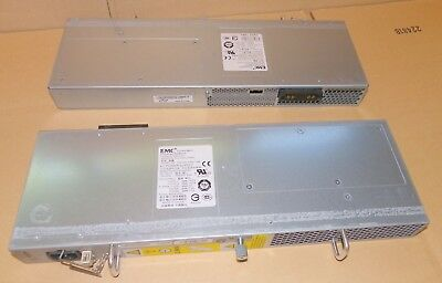 A Lot of 2 Dell FX387 EMC 071-000-504 Power Supply Module 071-000-504 CX-4PDAE