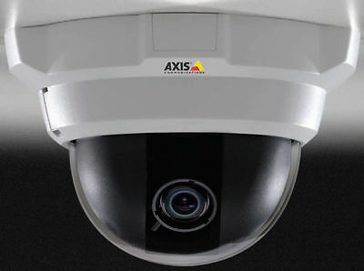 Axis New P3304 Fixed Dome Network Camera, 0352-004, Includes Power Supply