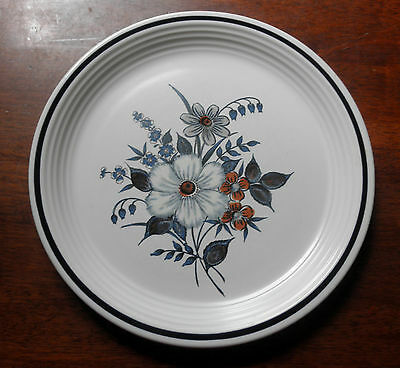 "Town & Country Collection ~BLUE RIDGE~ 10.75"" Dinner Plate BEAUTIFUL"