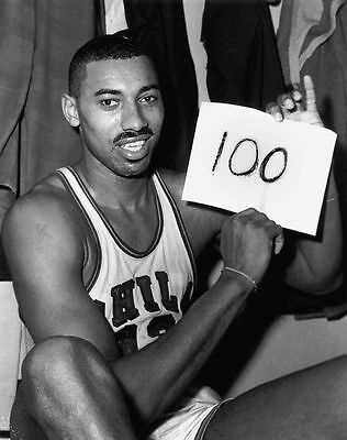 WILT CHAMBERLAIN THE STILT NBA LEGEND Poster - Choose a Size! #001