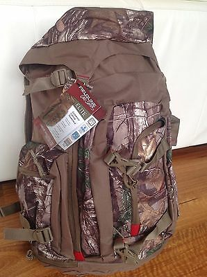 Fieldline Hunting Backpack Realtree Camo Frame Pack