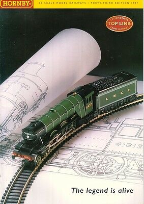 Hornby 1997 Catalogue - Edition 43